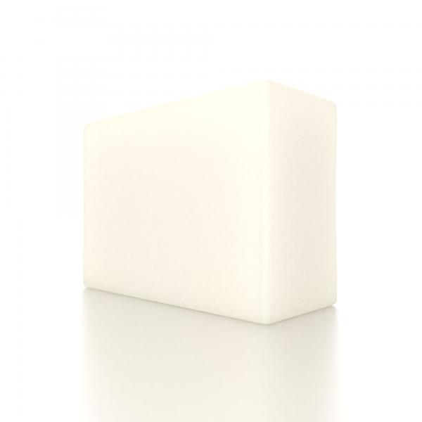 Kokos Mandelölseife unverpackt - BIO, 100g