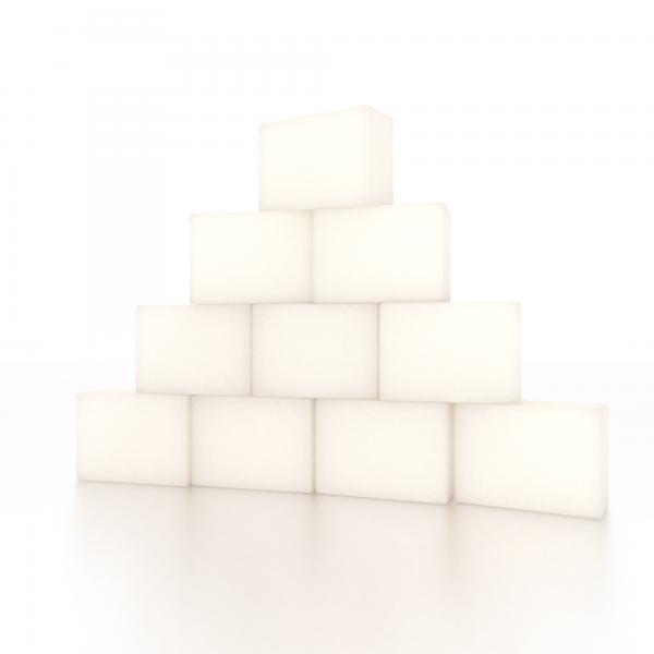 10er Pack, Kokos Mandelölseife unverpackt - BIO, 100g