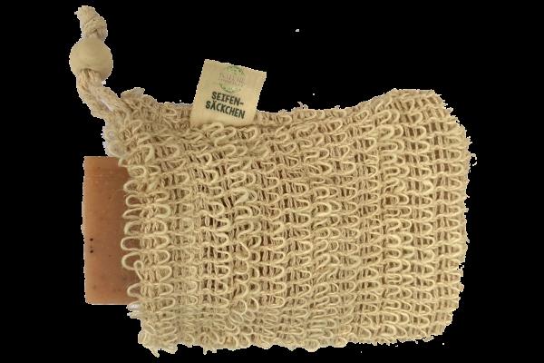 Sisal Seifensäckchen